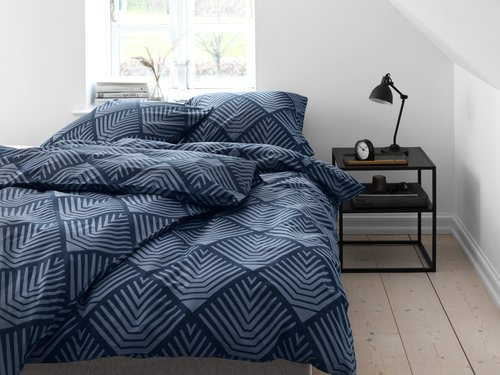 Bedding set NOVA KNG blue