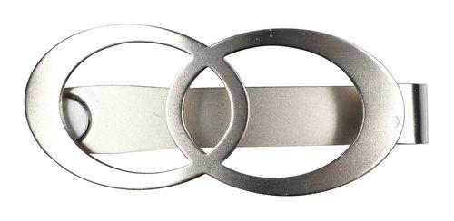 Cataramă perdea SIRIUS magnet argintie