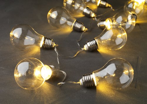 Světelný řetěz FILIP D165 cm 10 LED