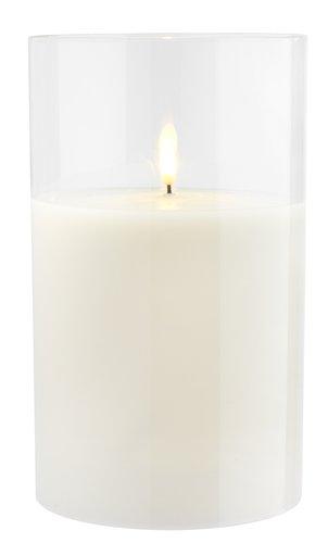 Свічка LJUS д.15см в.25см LED