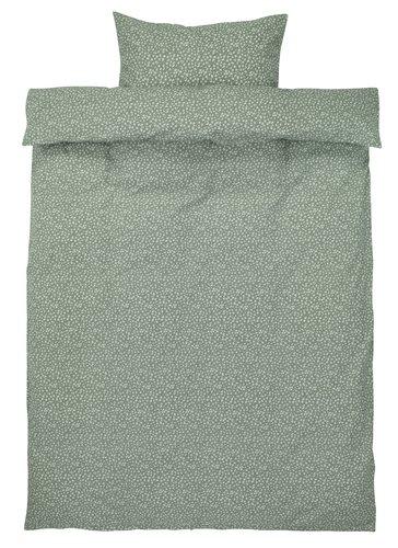 Σετ παπλωματοθήκης HANNA 160x220 πράσινο