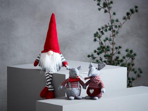 Święty Mikołaj YDUN S29xD11xW54cm LED