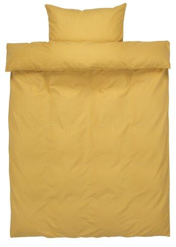 Пост. белье ELLEN 1,5СП желтый
