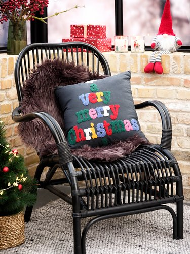 Cushion LEDDVED 45x45 ass.