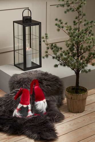 Christmas tree PYSSEL H115cm w/pot