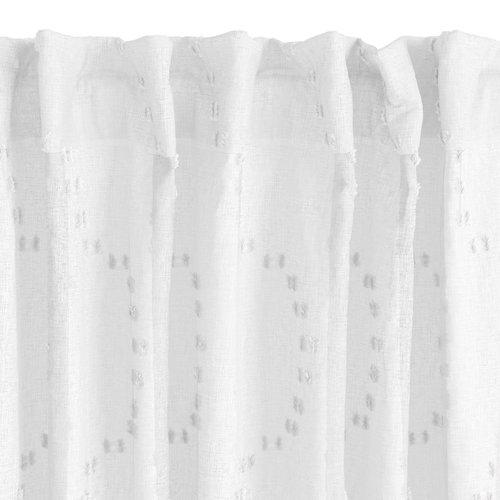 Függöny GOSSA 1x140x300 fehér