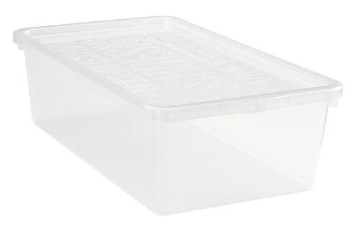Schuhaufbewahrung BASIC BOX m/Deckel