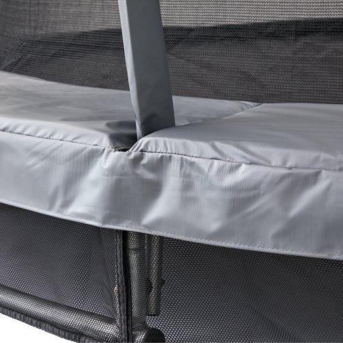 Trampoline SUMMEN D396 inground grey