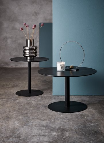 End table UPTOWN D60 black
