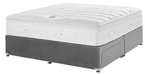 Divan Base King GOLD D10 2 drw