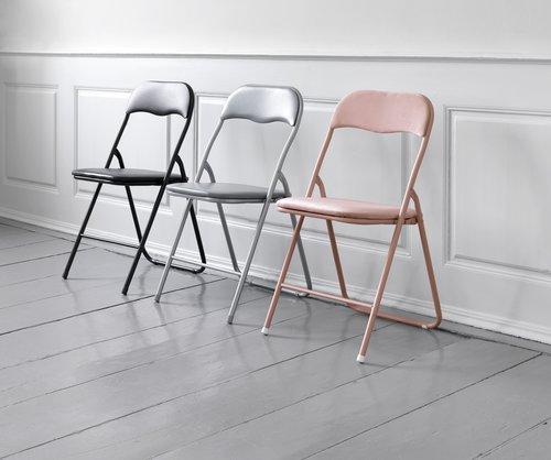Sklopiva stolica VIG siva
