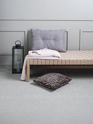 Back cushion HUMLE 50x70 grey