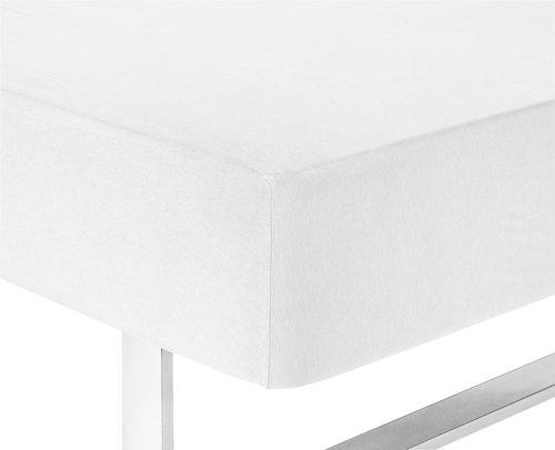 Jersey sheet DBL white