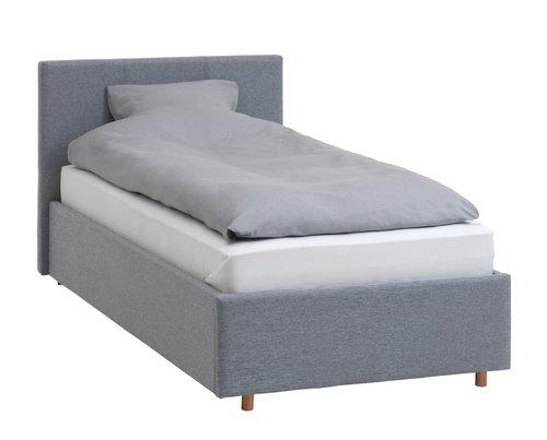 Sänkykehikko EGERSUND 90x200 vaaleanharm