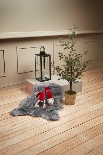 Kerstboom PYSSEL H115cm m/pot