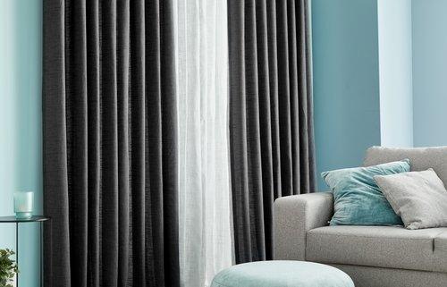 Kussenhoes KATTEFOT 50x50 l.grijs
