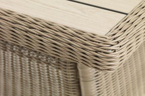 Table lounge FALKENBERG l81xL124 nature