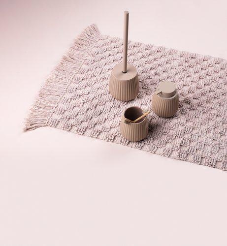 Постелка за баня TOMELILLA 50x80 розова