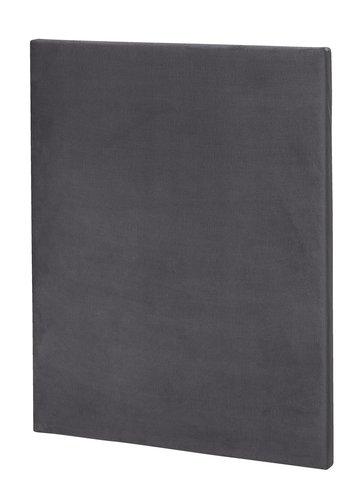 Zagłówek 90x115 H10 PLAIN szary-34