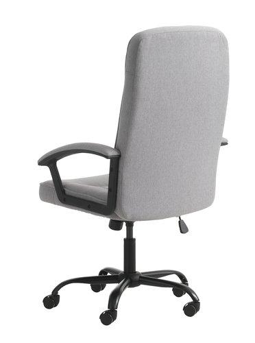 Καρέκλα γραφ. SKODSBORG γκρι