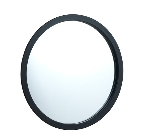 Mirror RANDERUP D47 black