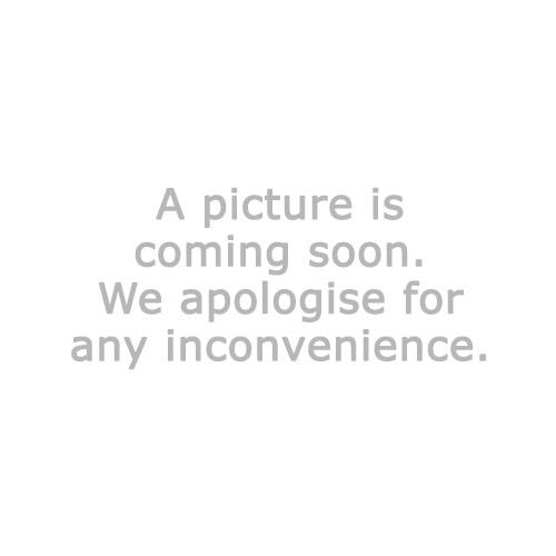 Πουφ AUNING 76x38 βελούδο γκρι