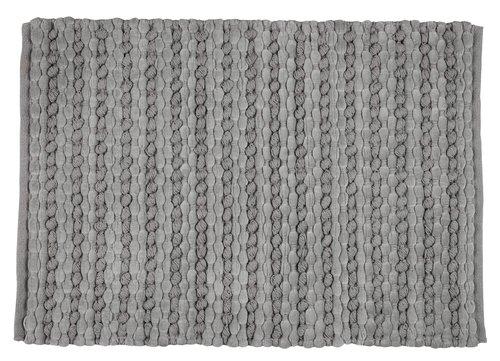 Badematte EDANE 60x90 grå