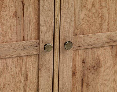 Schrank SKALS 2 Türen Eiche