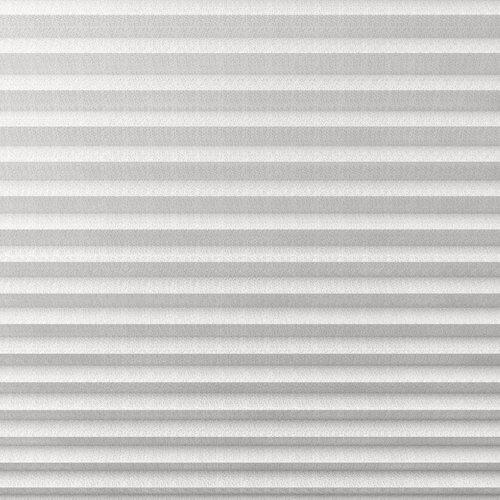 Plisovaná roleta HVEN 105x130 bílá