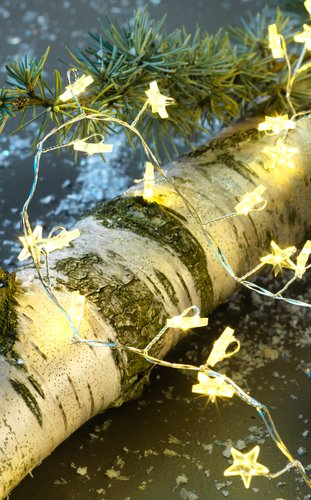 Světelný řetěz KRYOLIT 48LED