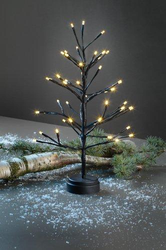 Svetleče drevo NORDRE V45 cm LED