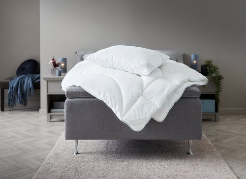 Couette 950g GLOPTIND chaud 140x200