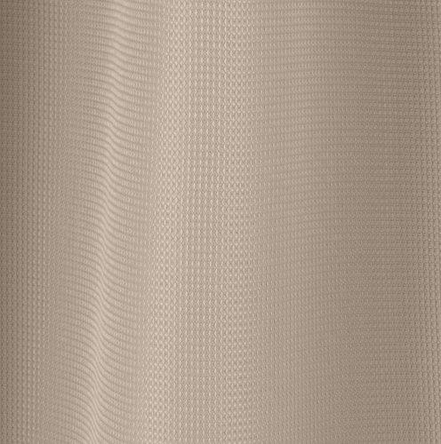 Douchegordijn SIBO 180x200 wafel beige