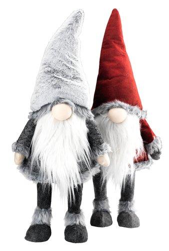 Santa Claus FAFNER H70cm ass.