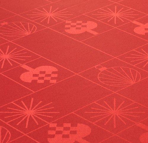 Ubrus GULDSTEN 90x90 červená