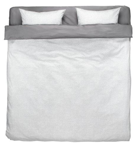 Спално бельо с чаршаф SELMA сатен TQ