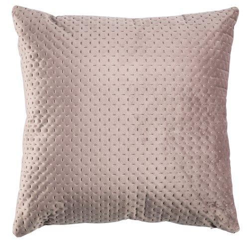 Almofada deco HIBISCUS 45x45 rosa