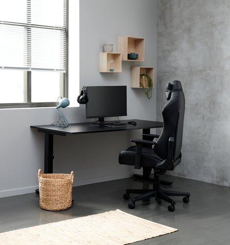 Γραφείο μ/ρυθμ.ύψος STAVANGER 80x160 μ.