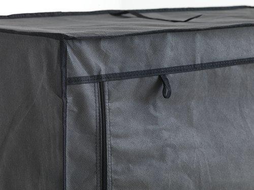 Garderob DAMHUS 60x150 mörkgrå
