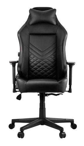Καρέκλα gaming ABILDAA μαύρο