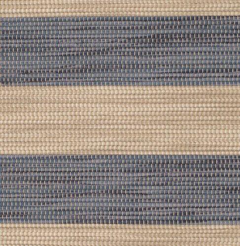 Tapis STRANDTORN 133x195 bleu/beige