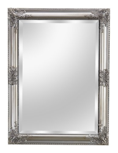 Miroir KOPENHAGEN 60x80 argenté