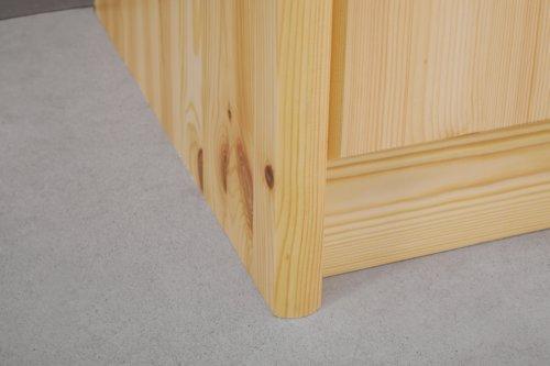 Nachttisch MIA 2 Schubladen lackiert