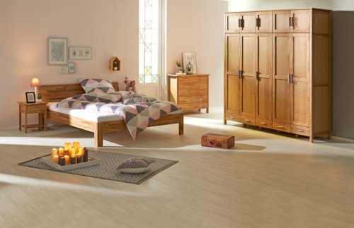 Armadio NEW OAK 222x190 naturale/rovere