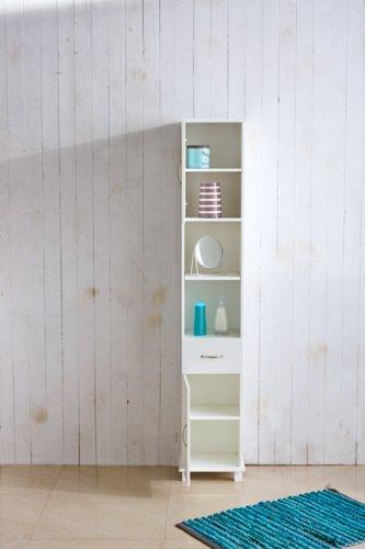 Armário casa banho SKALS 35x188 branco