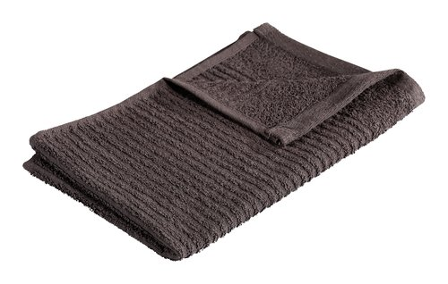 Asciugamano ospite LIFESTYLE antracite