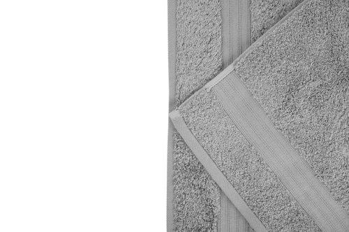 Handtuch KRONBORG ELEGANCE grau