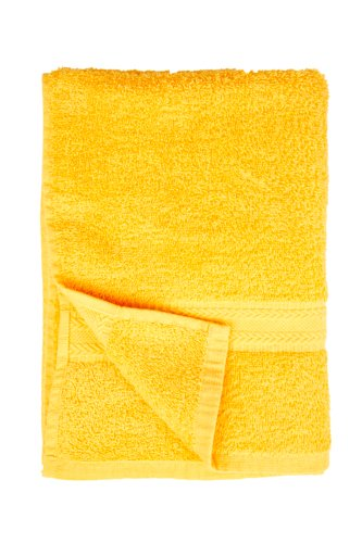 Toalla de ducha BREEZE amarillo