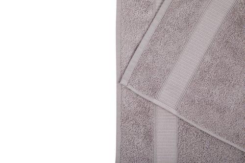 Handtuch KRONBORG DE LUXE grau