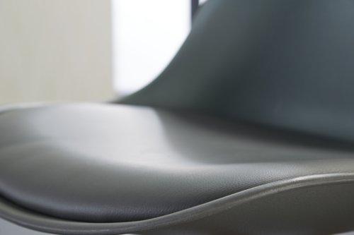 Sedia BLOKHUS grigio/naturale